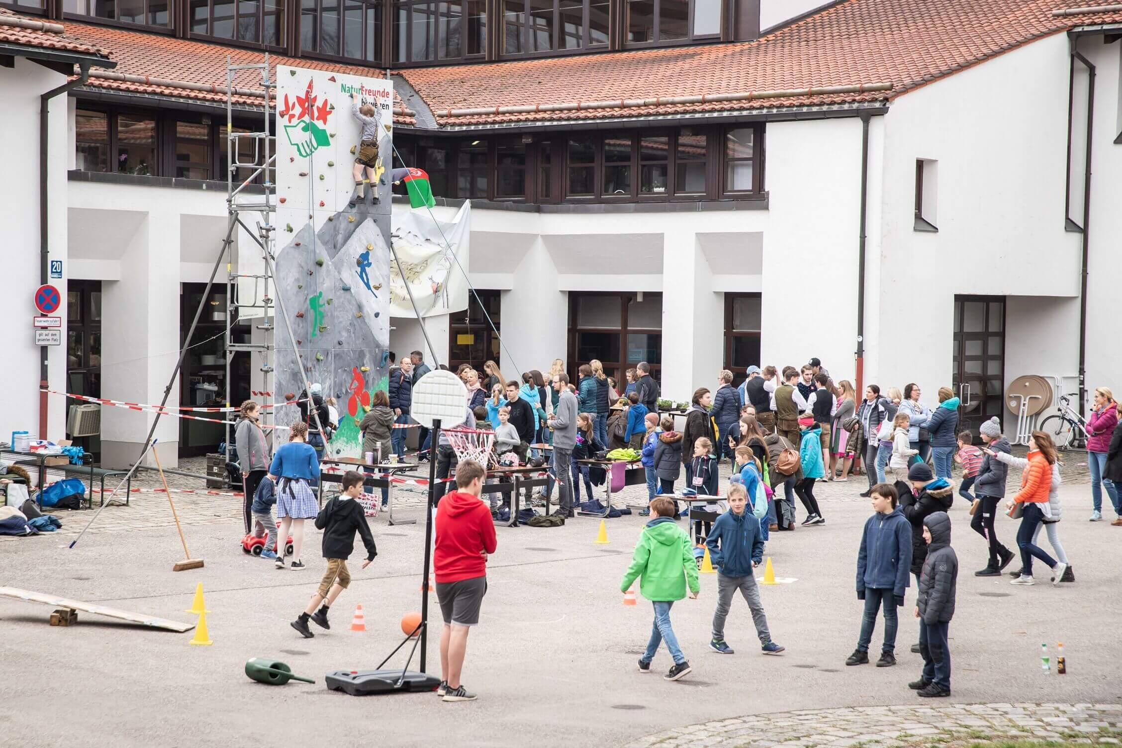 Afghanistantag Gymnasium Oberhaching 2019